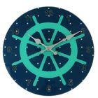 """Часы настенные, серия: Море, """"Руль"""", d=30 см"""