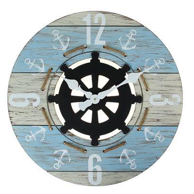 """Часы настенные, серия: Море, """"Шкуна"""", d=60 см"""