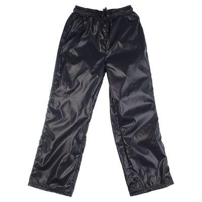 """Брюки для мальчика """"Демисезон"""", рост 110 см (30), цвет чёрный ДД-0706"""