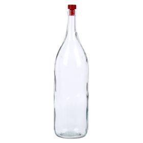 """Бутылка 3,075 л """"Четверть"""", с крышкой"""