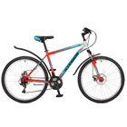 """Велосипед 26"""" Stinger Caiman D, 2017, цвет оранжевый, размер 16"""""""