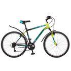 "Велосипед 26"" Stinger Caiman, 2017, цвет зелёный, размер 16"""