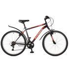 """Велосипед 26"""" Stinger Caiman, 2017, цвет черный, размер 18"""""""