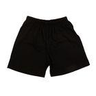 Шорты для мальчика, рост 104 см, цвет черный 05504-10
