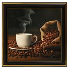 """The picture of the """"Coffee aroma"""" frame mix"""