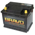 Аккумуляторная батарея BRAVO 55 А/ч - 6 СТ АПЗ, обратная полярность