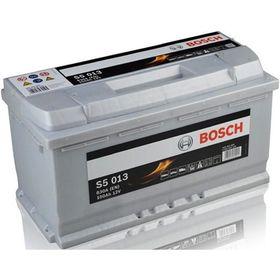 Аккумуляторная батарея Bosch Silver 600402083 S5 013 100 А/ч - 6СТ АПЗ, обратная полярность   200954