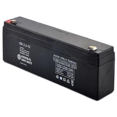 Батарея аккумуляторная General Security GS 2,3-12