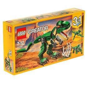 Конструктор «Грозный динозавр», 174 детали