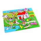 Лабиринт «Ферма», цветной фон - фото 105589654