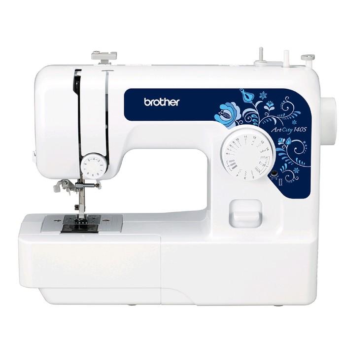 Швейная машина Brother ArtCity 140, 14 операций, обметочная строчка, белый