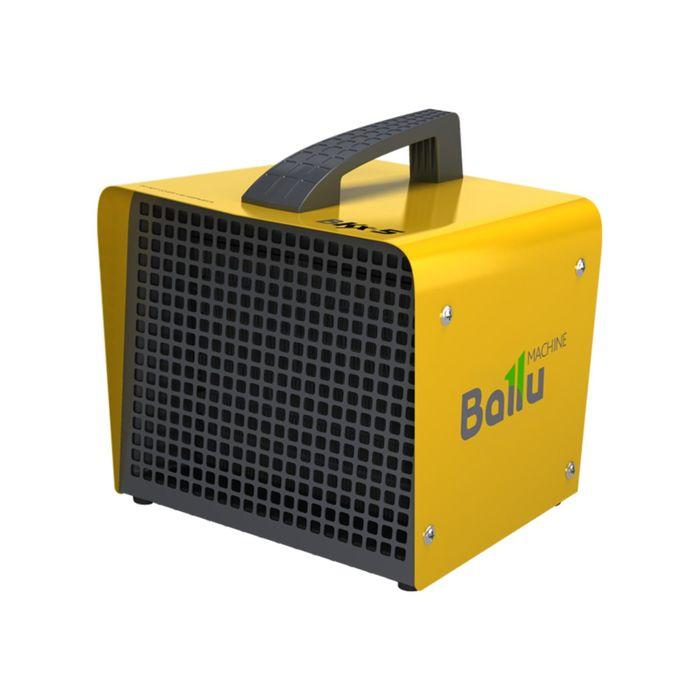 Тепловая пушка Ballu BKX-5, электрическая, 1.8/3 кВт, 250 м3/час, 35 м2, 220 В