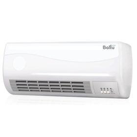 Тепловентилятор Ballu BFH/W-102W, настенный, керамический, 2000 Вт, 25 кв.м., таймер Ош