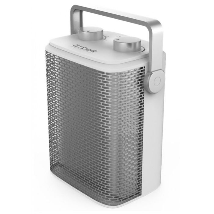 Тепловентилятор Timberk TFH T15PDS, 1500 Вт, 15 кв.м., защита от перегрева, настольный