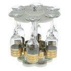 Мини-бар 12 предметов шампанское, византия, светлый 200/50 мл