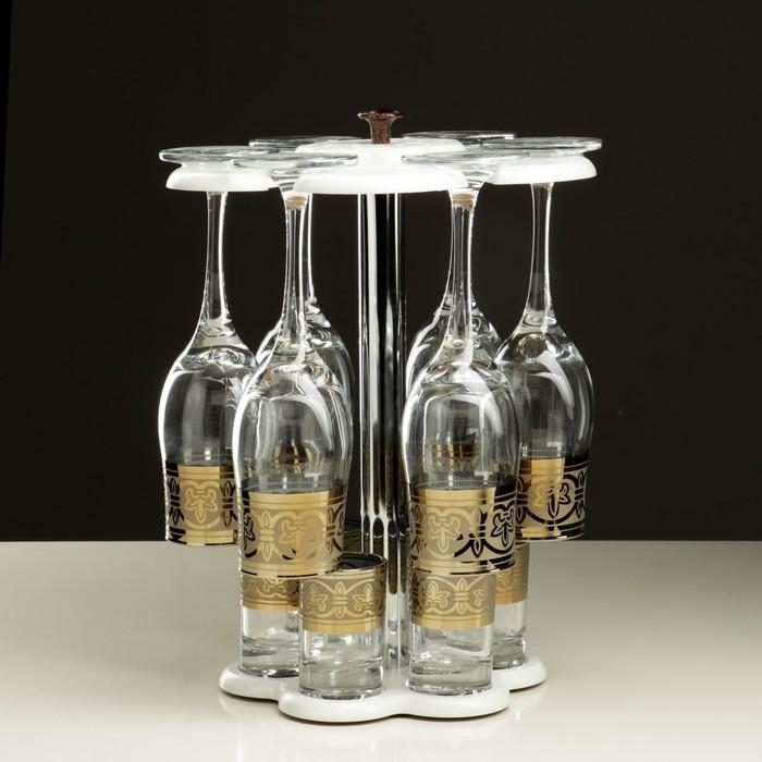 Мини-бар 12 предметов шампанское, флоренция, светлый 200/50 мл