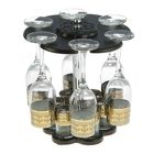 Мини-бар 12 предметов шампанское, византия, темный  200/50 мл