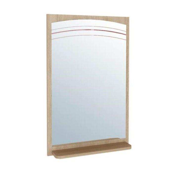 Панель с зеркалом Бриз 550х120х850