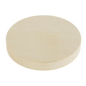 Board round, lime, 12 cm