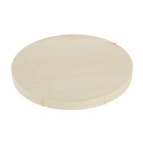 Board round, Linden 25 cm