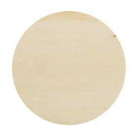 Доска круглая, липа 25 см - фото 7425773