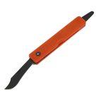 Нож садовый, прививочный, окулировочный, складной