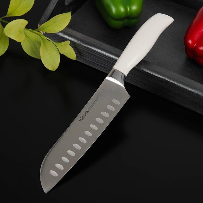 Нож Сантоку, 17,5 см BLANCA