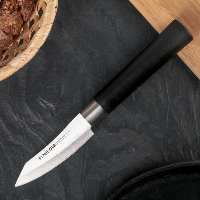 Нож для овощей Nadoba Keiko, лезвие 8 см