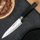 Нож кухонный NADOBA KEIKO поварской, лезвие 12,5 см - фото 340256
