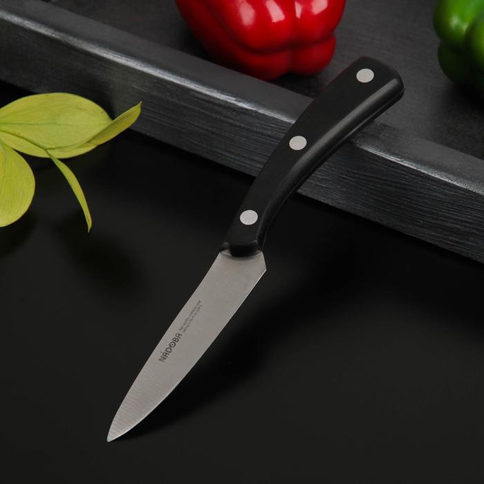 Нож для овощей, 9 см HELGA
