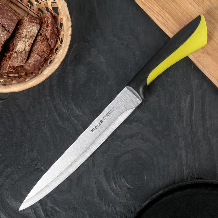 Нож разделочный Nadoba Jana, лезвие 20 см
