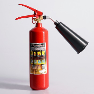 Огнетушитель углекислотный ОУ-1, ВСЕ