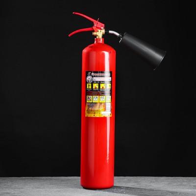 Огнетушитель углекислотный ОУ-3, ВСЕ