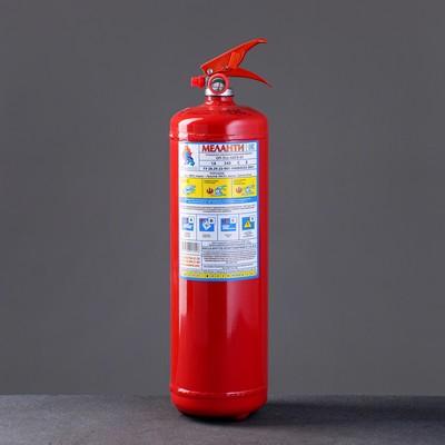Огнетушитель порошковый ОП-3 (з), АВСЕ