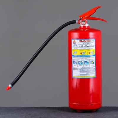 Огнетушитель порошковый ОП-4 (з), АВСЕ. со шлангом