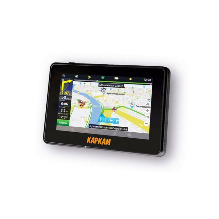 GPS-автонавигатор Carcam Каркам Атлас