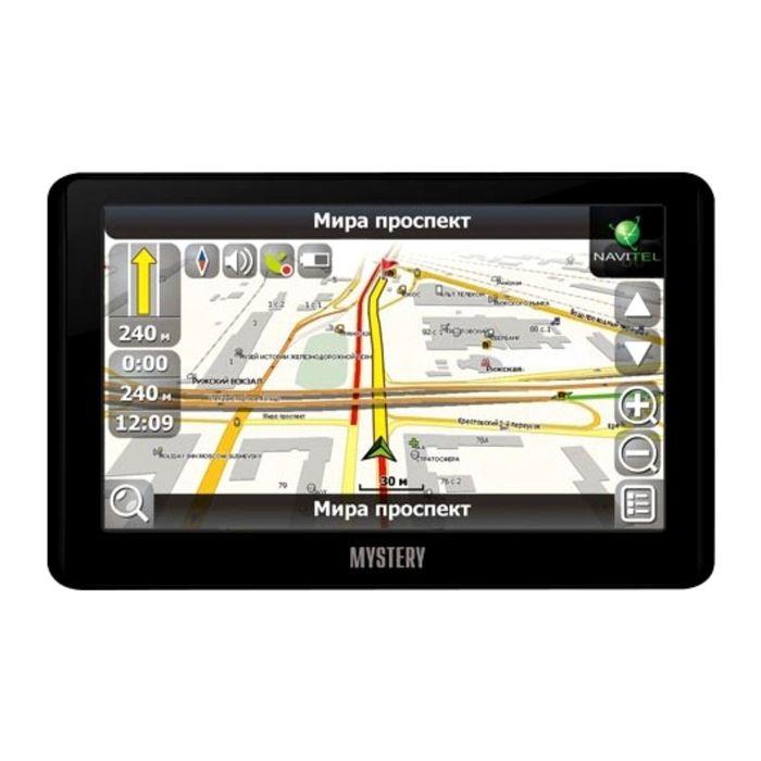 "GPS-автонавигатор Mystery MNS-620MP  6"""