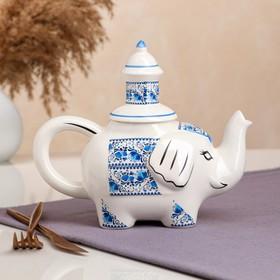 """Чайник """"Слон"""", 0,65 л, микс"""