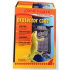Защитная сетка для террариумных ламп и обогревателей Sera reptil, d=12 х 22 см