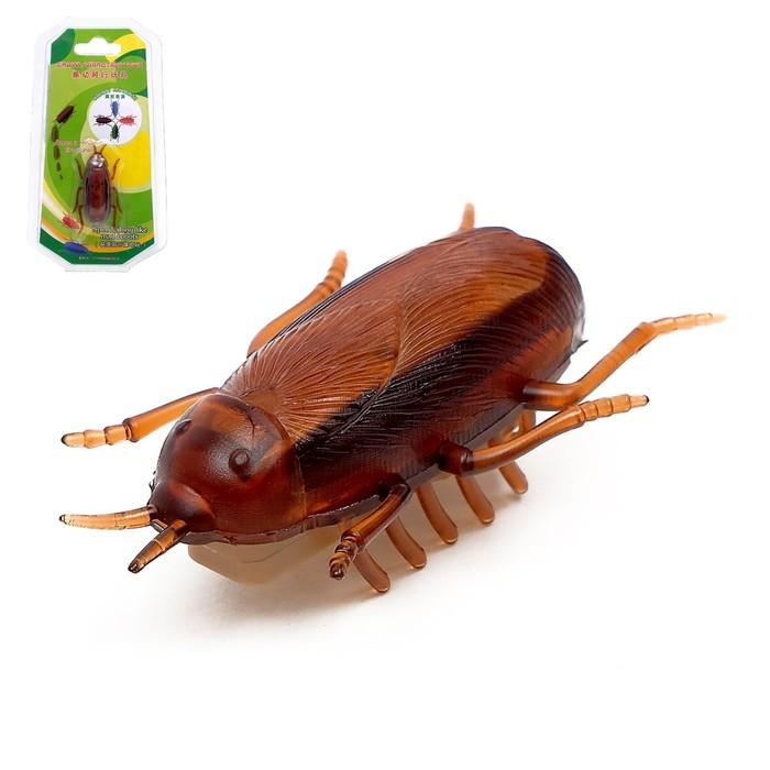 "Жучок ""Таракан"", работает от батареек"