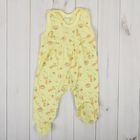 Полукомбинезон детский, рост 80 см, цвет жёлтый 0303Кж80_М