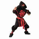 """Карнавальный костюм """"Ниндзя: Красный дракон"""", р-р 34, рост 134 см"""