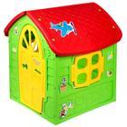 Детский игровой домик, цвет зелёный