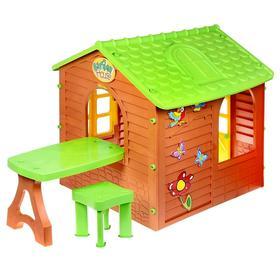 Детский игровой домик со столиком Ош