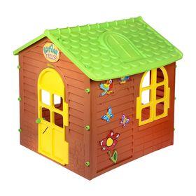 Детский игровой домик 'Маленький', цвет коричневый Ош
