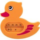 Термометр для ванной «Уточка», цвет оранжевый