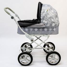 Москитная сетка на коляску-люльку, цвет чёрный, 60х100 см