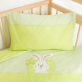 Детское постельное бельё (3 предмета), цвет МИКС 6036
