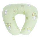 Комплект для новорожденного (подушка, наволочка), размер 43*45 см, цвет МИКС 1148