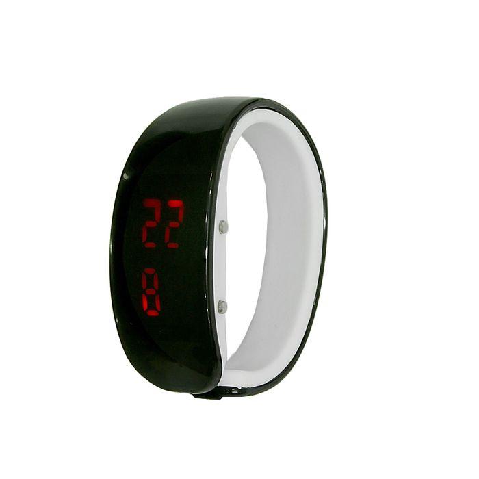 "Часы-браслет ""Макмиллан"", электронные, циферблат 5х7 см, l=20 см"